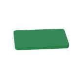 000.0Π6/GN Πράσινη Πλάκα Κοπής Πολυαιθυλενίου 40x24x2 cm
