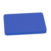000.Π12/BL Μπλε Πλάκα Κοπής Πολυαιθυλενίου 60x40x2 cm