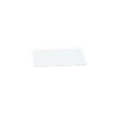 00Π.170/WH Άσπρη Πλάκα Κοπής Πολυαιθυλενίου 30x15x1 cm