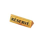 000.069 Ξύλινη Επιγραφή Reserve