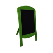 000.070/GN Ξύλινοs Πίνακαs Menu 120 x 75 cm Πράσινοs