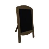 000.070/DK Ξύλινοs Πίνακαs Menu 120 x 75 cm Σκούρο Καφέ