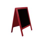 000.Π54/RD Πίνακαs Πολυαιθυλενίου Διπλόs 70 x 113 cm Κόκκινοs