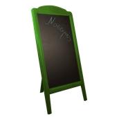000.072/GN Ξύλινοs Πίνακαs Menu 152 x 77 cm Πράσινοs