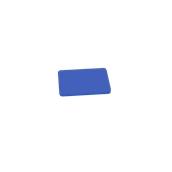 00Π.167/BL Μπλε Πλάκα Κοπής Πολυαιθυλενίου 20x15x1 cm