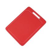 00Π.209/RD Κόκκινη Πλακα με χερούλι Πολυαιθυλενίου 25x35x1 cm
