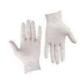 GLV-PD/L Σετ 100τεμ γάντια Λάτεξ ελαφρώς πουδραρισμένα LARGE