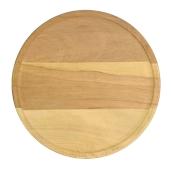 000.174 Ξύλινο Πιάτο Βαθύ 35 cm