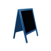 000.Π54/BL Πίνακαs Πολυαιθυλενίου Διπλόs 70 x 113 cm Μπλε
