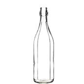 BO-002026 Γυάλινο Μπουκάλι COSTOLATA 1 LT χωρίς πώμα, Ιταλίας