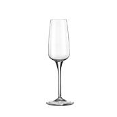 AURUM FLUTE Ποτήρι Star Glass Flute 23cl, BORMIOLI ROCCO, Ιταλίας