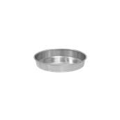 AL-PZ-20-2 Ταψί Πίτσαs Αλουμινίου Φ20cm. ΠΡΟΣΟΧΗ: Ωφέλιμη διάμετρος βάσης Φ18cm. Ελληνικής Κατασκευής