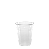 CUP-300/CLR Ποτήρι Κρύσταλ 30 cl, 6,5 gr, Γρανίτας, Διάφανο PP