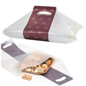 SWEETBAG-KS-5/DL Τσάντα Ζαχαροπλαστείων Sweetbag, σχέδιο  Dolcetto