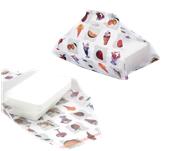 SWEETBAG-G500/TF Τσάντα Ζαχαροπλαστείων Sweetbag, σχέδιο  Tutti Frutti
