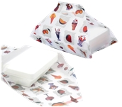 SWEETBAG-G1000/TF Τσάντα Ζαχαροπλαστείων Sweetbag, σχέδιο  Tutti Frutti