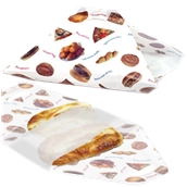 SWEETBAG-R30X40/FF Τσάντα Sweetbag για Fast Food, Take-away