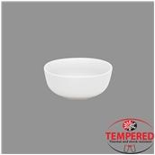 TOL-SB-11 Μπωλ Οπαλίνης 12,5 x 6 cm, Λευκό, Tempered, Σειρά Toledo, Bormioli Rocco