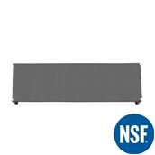JW-PSS-6018/SOLID Ράφι Συμπαγέs Πλαστικό NSF κατάλληλο για τρόφιμα, κατάψυξη, 1525Μ x 455Β mm