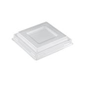 6006-LC Καπάκι A-PET για πλαστικό μπωλ διαφανές