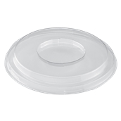 6013-LC Καπάκι A-PET για πλαστικό μπωλ διαφανές