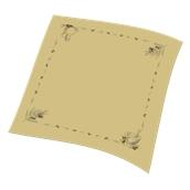 1100811103 Χάρτινο Τραπεζομάντηλο Εστιατορίου, 100x100 cm, 3φυλλο, σχέδιο λαδόκολα ελιά, ENDLESS