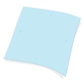 1100821101 Χάρτινο Τραπεζομάντηλο Εστιατορίου, 100x100 cm, 3φυλλο, μπλε, ENDLESS