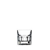 PROVENZA DOF Ποτήρι Κρυστάλλινο Σκαλιστό 28cl, φ8,6cm, ύψος 9,5cm, RCR Ιταλίας