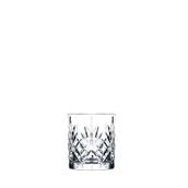MELODIA DOF Ποτήρι Κρυστάλλινο Σκαλιστό 31cl, φ8,2cm, ύψος 9,4cm, RCR Ιταλίας