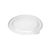 HOT52771 Καπάκι Στρογγυλό για Δοχεία μιας χρήσης, Φ19cm, PP, Διάφανο, Sabert