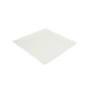 PUL2025 Πιάτο Ρήχο Τετράγωνο 20x20cm, από ζαχαροκάλαμο, Μίας Χρήσης, Sabert