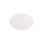 DEN50000024 Πακέτο 250 Χάρτινες Δαντέλες Στρογγυλές Φ24cm, Λευκές,  Sabert