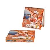 32x32x4 /ISC Κουτί Πίτσας Μικροβέλε ISCHIA, 32x32x4cm, Ιταλίας