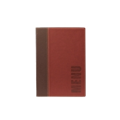 MC-TRA5-WR Κατάλογος MENU TRENDY A5 για Εστιατόρια / cafe 18x25cm, κόκκινος, SECURIT