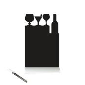 FBTA-COCTAIL Επιτραπέζιο Πινακάκι με Χαρακτηριστικό Σχήμα,σειρά SILHOUETTE SECURIT