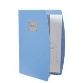 MC-RCA4-BU Κατάλογος MENU A4 RIO για Εστιατόρια / cafe 25x34cm, μπλε, SECURIT