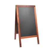 SBSW-M-120 Επιδαπέδιος Πίνακας Διπλός 70 x 125 cm, Οικονομική Σειρά 8kg, SECURIT