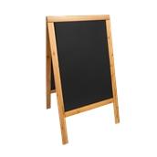 SBSW-TE-120 Επιδαπέδιος Πίνακας Διπλός 70 x 125 cm, Οικονομική Σειρά 8kg, SECURIT
