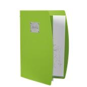 MC-RCA4-GR Κατάλογος MENU A4 RIO για Εστιατόρια / cafe 25x34cm, πράσινος, SECURIT