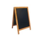 SBD-TE-85 Επιδαπέδιος Πίνακας Διπλός 55 x 85 cm, Πολυτελείς Σειρά 9kg, SECURITSECURIT