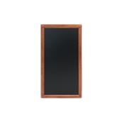 WBL-DB-100 Πίνακας επιτοίχιος, 56 x 100 cm, Σκούρος Καφέ, Στενόμακρος, SECURIT