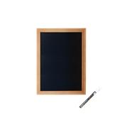 WBW-TE-30-40 Πίνακας επιτοίχιος, 30 x 40 cm, Teak, Οικονομική Σειρά, SECURIT