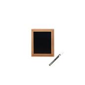 WBW-TE-20-24 Πίνακας επιτοίχιος, 20 x 24 cm, Teak, Οικονομική Σειρά, SECURIT