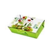 BXF-SALAD Κουτί Σαλάτας Μεταλιζέ (Τιμή ανά κιλό)