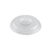 6012-LC Καπάκι A-PET για πλαστικό μπωλ διαφανές