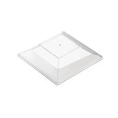 6200-21 Καπάκι A-PET διαφανές για πλαστικό μπωλ 6100