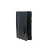 MC-TRA5-BL Κατάλογος MENU TRENDY A5 για Εστιατόρια / cafe 18x25cm, μαύρος, SECURIT