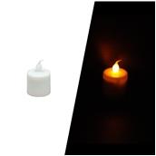 STR027/CANDLE Έξτρα Ηλεκτρικό επαναφορτιζόμενο κερί, για βάση STR027 ,Φ4 x 6 cm