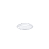 CCF100 Πλαστικό Καπάκι για κύπελλο 100cc, διάφανο, Ιταλίας.
