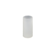 STR-HOLDER Πλαστική θήκη για τα ηλεκτρικά κεριά STR027G, Φ4,2 x 9,9 cm